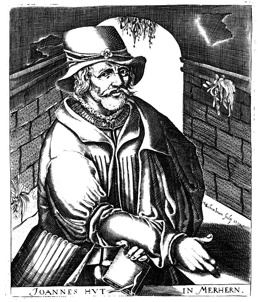 Hans Hut 1490 - Augsburg 6.12.1527